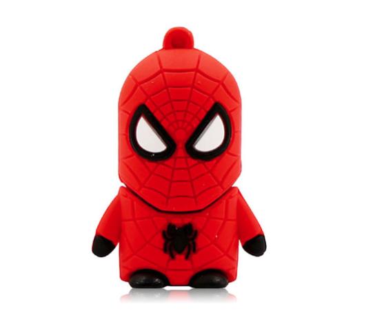 Pendrive USB de memoria Spiderman 16 Gb