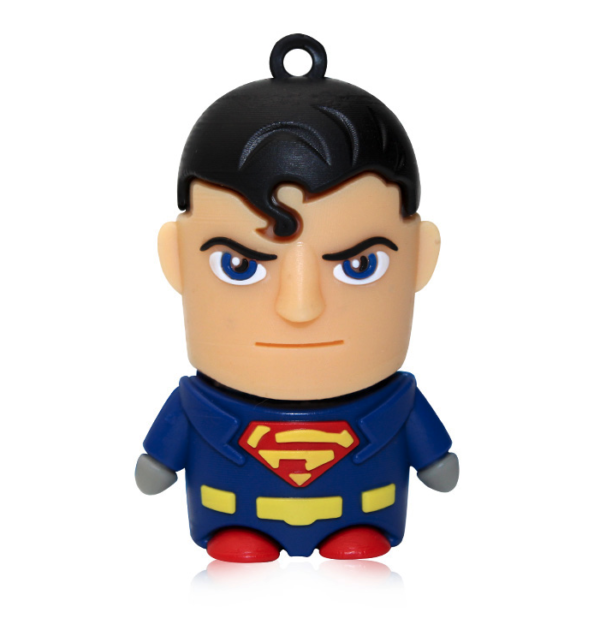 Pendrive USB de memoria Superman 16Gb