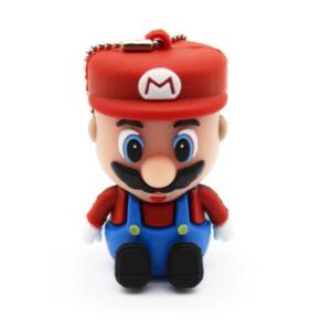 Pendrive USB de memoria Super Mario 16Gb