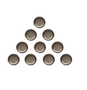 Lote 10 pilas de botón AG4