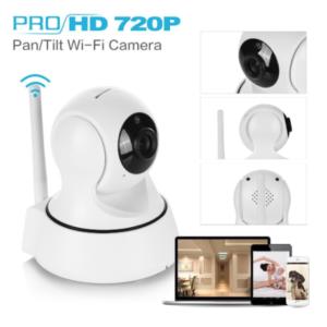 Camara videovigilancia Sannce HD