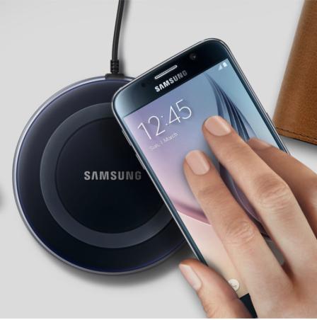 Cargador para carga inalámbrica Samsung