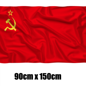 Bandera comunista URSS
