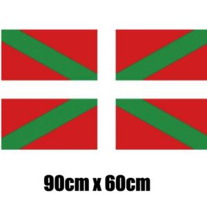 Bandera de Euskadi Ikurriña
