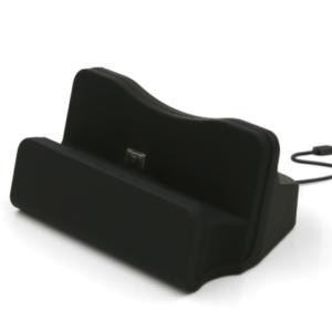 Base de carga con entrada Micro USB